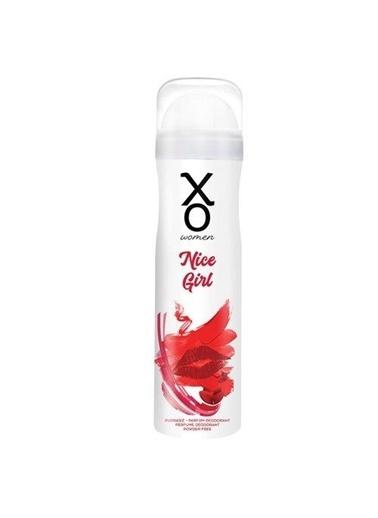 Xo Xo Nice Girl Bayan Deodorant 150 Ml Renksiz